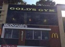 Enlace a Buenísima idea meter un gimnasio allí