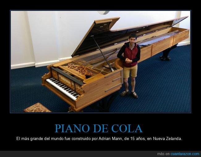 curiosidades,grande,piano de cola