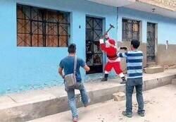 Enlace a Nada detiene a Papá Noel