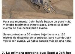 Enlace a La historia de John Jones, el hombre que se quedó atrapado en una cueva para siempre