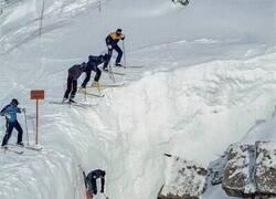Enlace a Esquí extremo