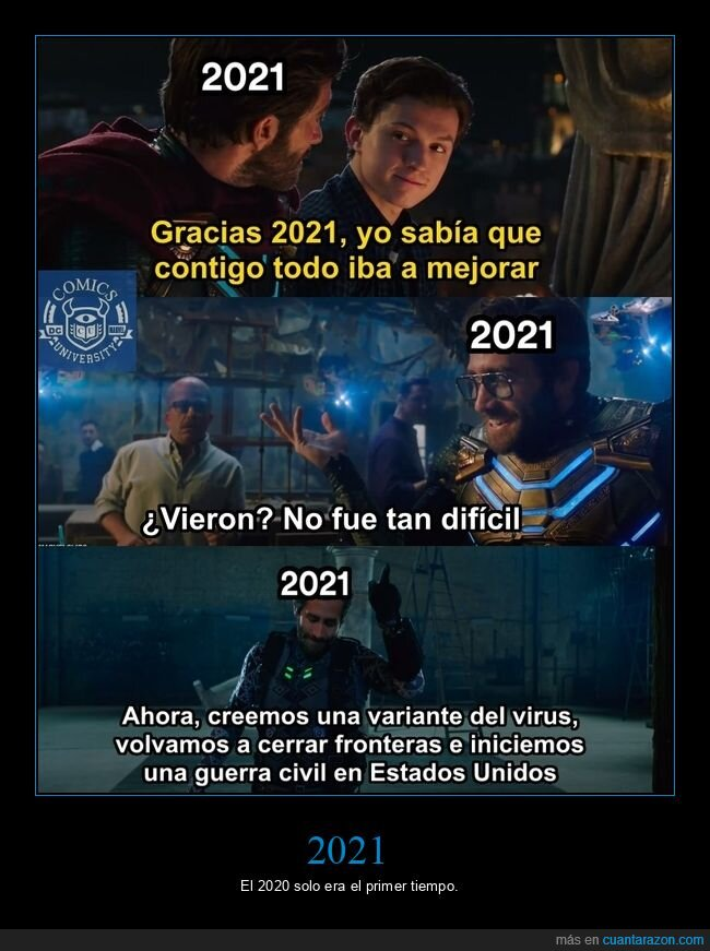 2020,2021,guerra,spiderman,virus