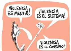 Enlace a Definiendo la violencia