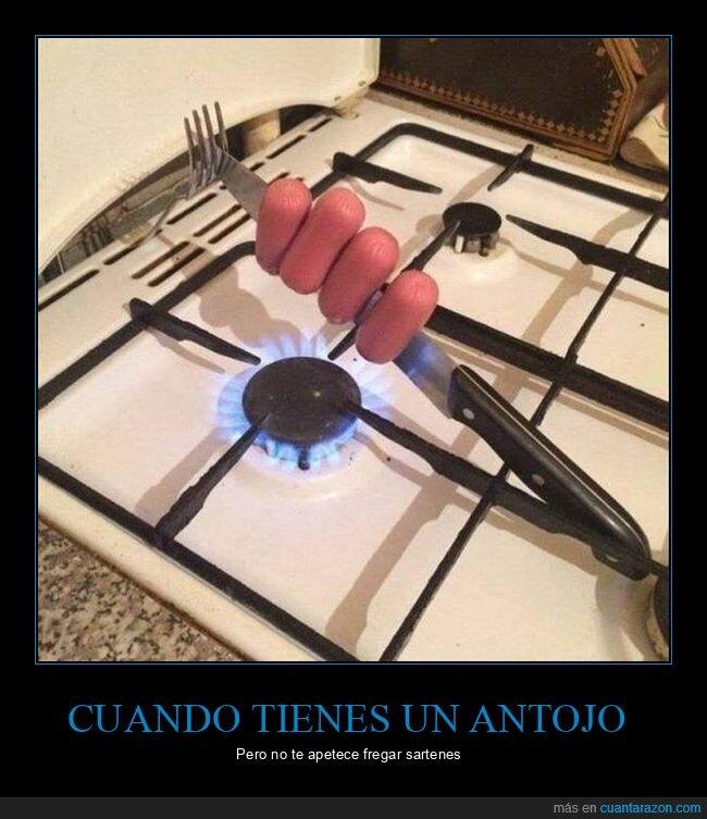 cocinando,wtf