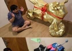 Enlace a El regalo de Navidad de Cospobre