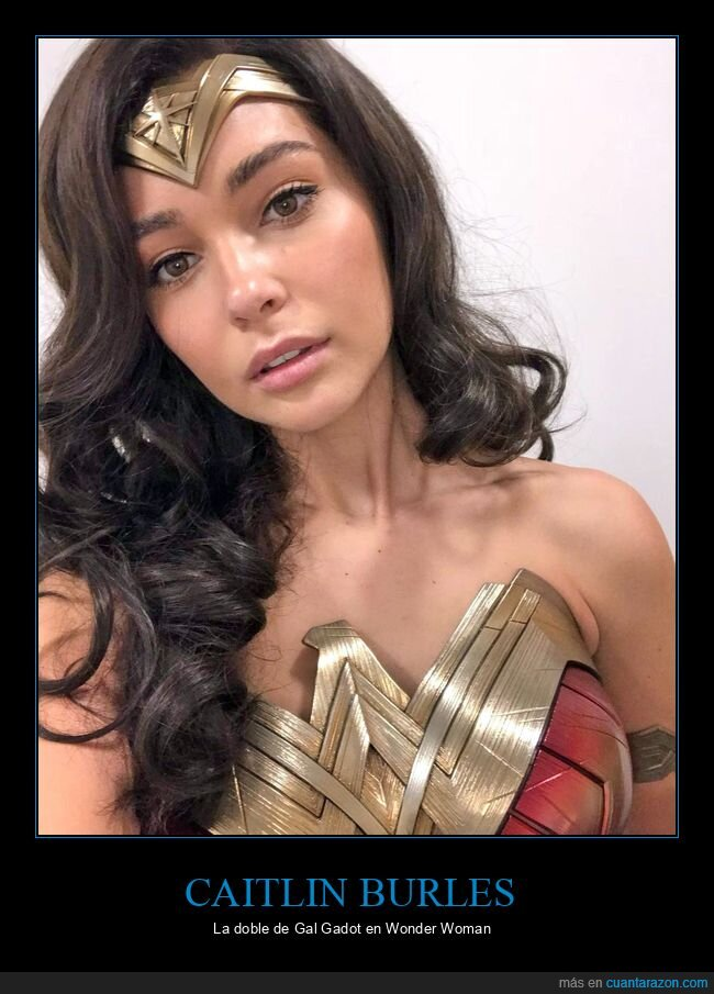 caitlin burles,cine,doble,wonder woman