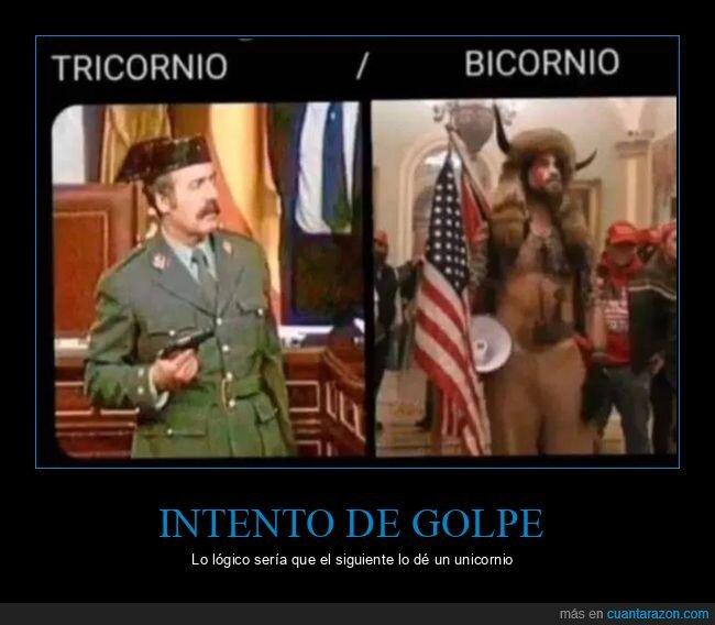 bicornio,tricornio,unicornio