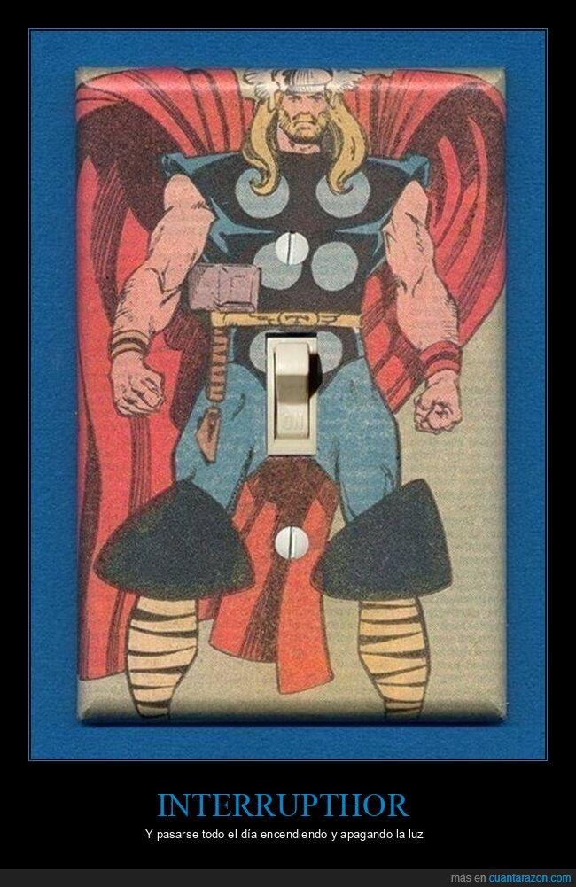 interruptor,thor