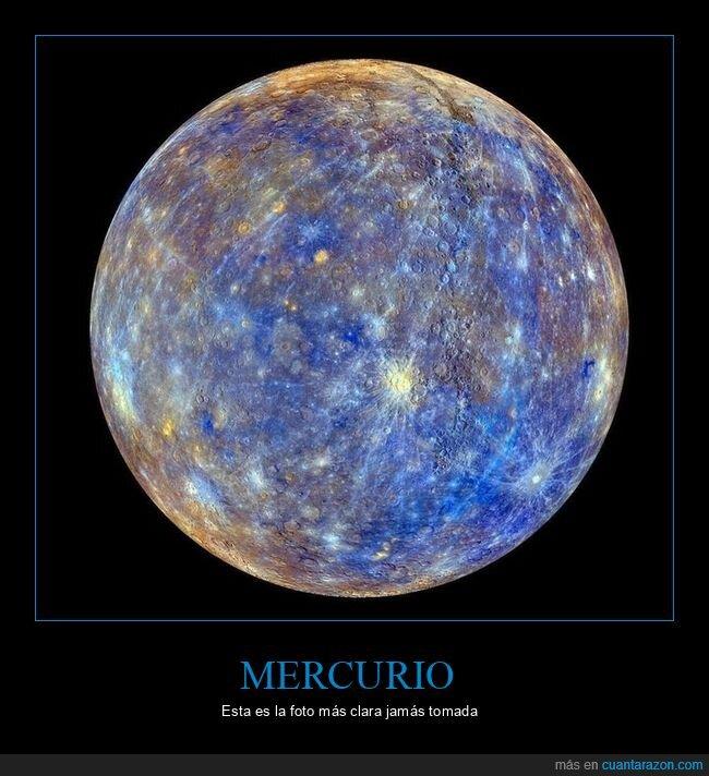 curiosidades,fotografía,mercurio