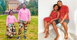 Enlace a Este padre cose ropa personalizada para su hija de 9 años