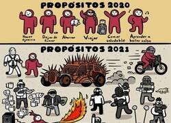 Enlace a 2021 será diferente...