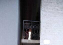 Enlace a Balcón interior