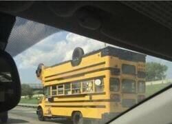 Enlace a Autobús reversible