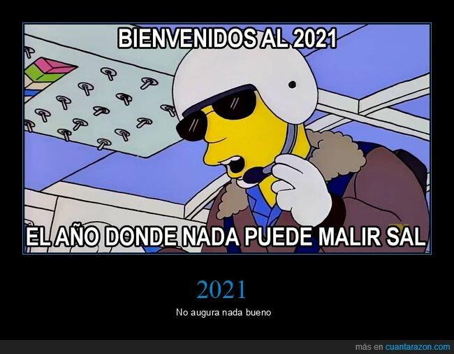 2021,malir sal,salir mal,simpsons