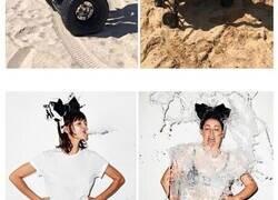 Enlace a Esta mujer sigue recreando de forma divertida las fotos de Instagram de los famosos