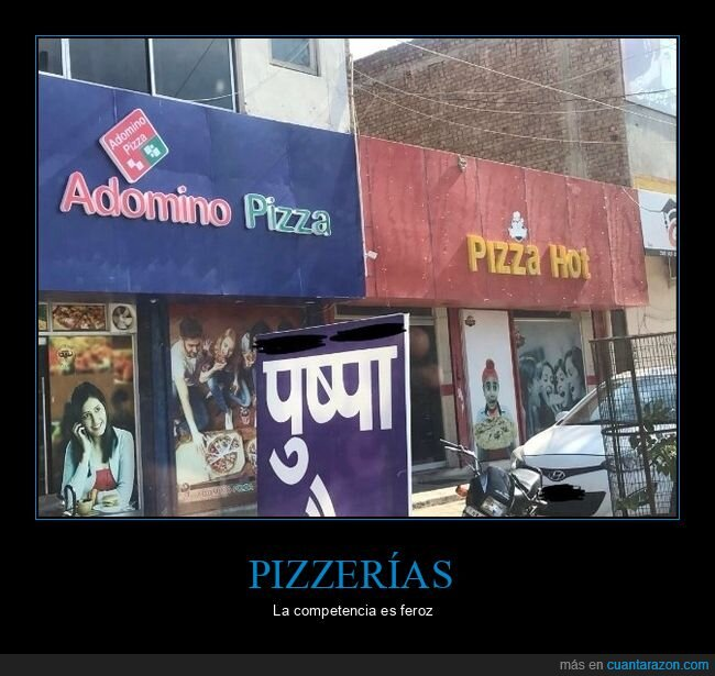 domino's,nombres,pizza hut,pizzerías,wtf
