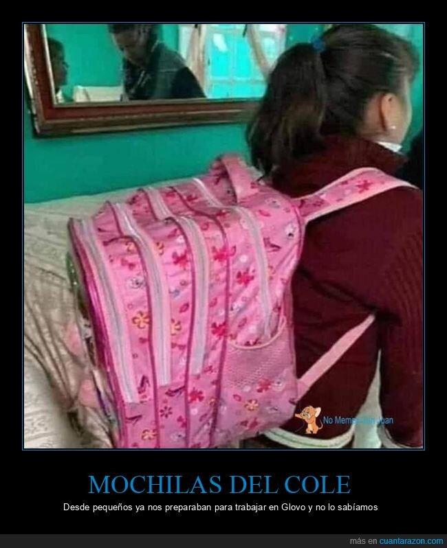 mochila,niña,wtf