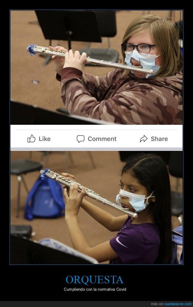 fails,flauta,mascarillas,wtf
