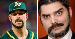 Enlace a Hombres que decidieron hacerse la barba al estilo 'cola de mono'