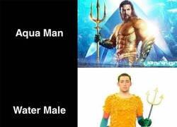 Enlace a Sucedáneos de Aquaman