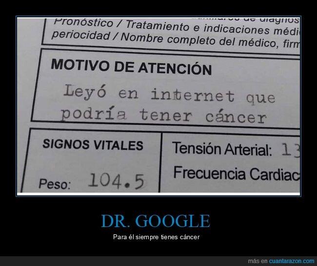cáncer,internet