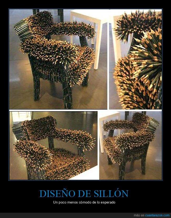 diseño,sillón,wtf
