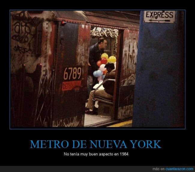 1984,metro,nueva york
