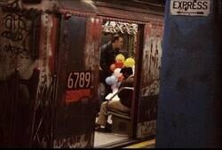Enlace a La Nueva York salvaje de los 80