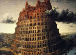 Enlace a Todo por culpa de la Torre de Babel