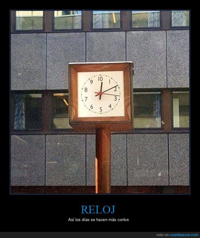 fails,horas,reloj