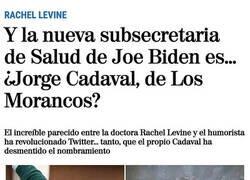 Enlace a De Los Morancos a la Casa Blanca
