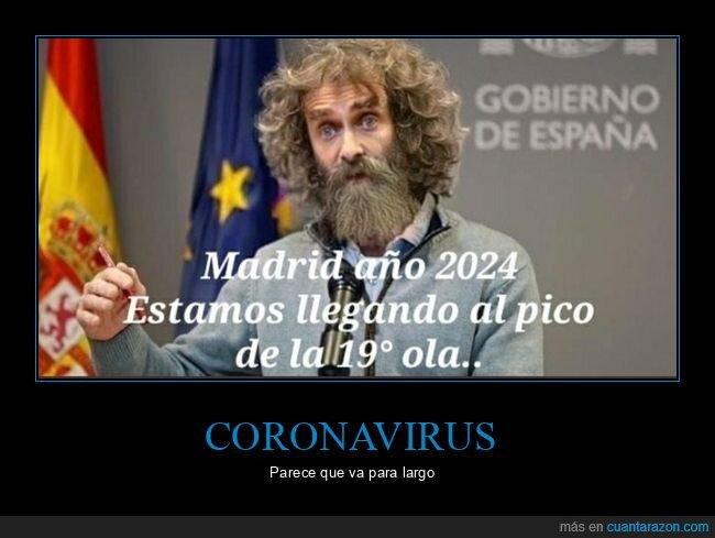 coronavirus,fernando simón,futuro