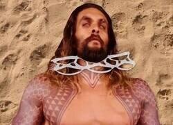 Enlace a Aquaman es otra víctima