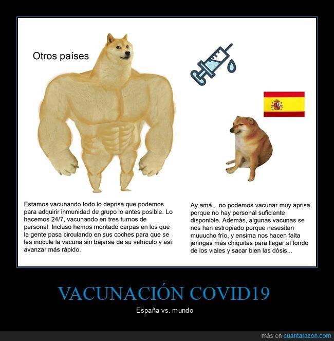 coronavirus,españa,países,vacuna