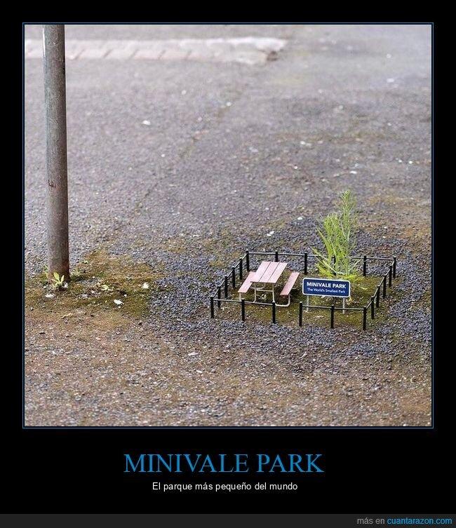 curiosidades,parque,pequeño