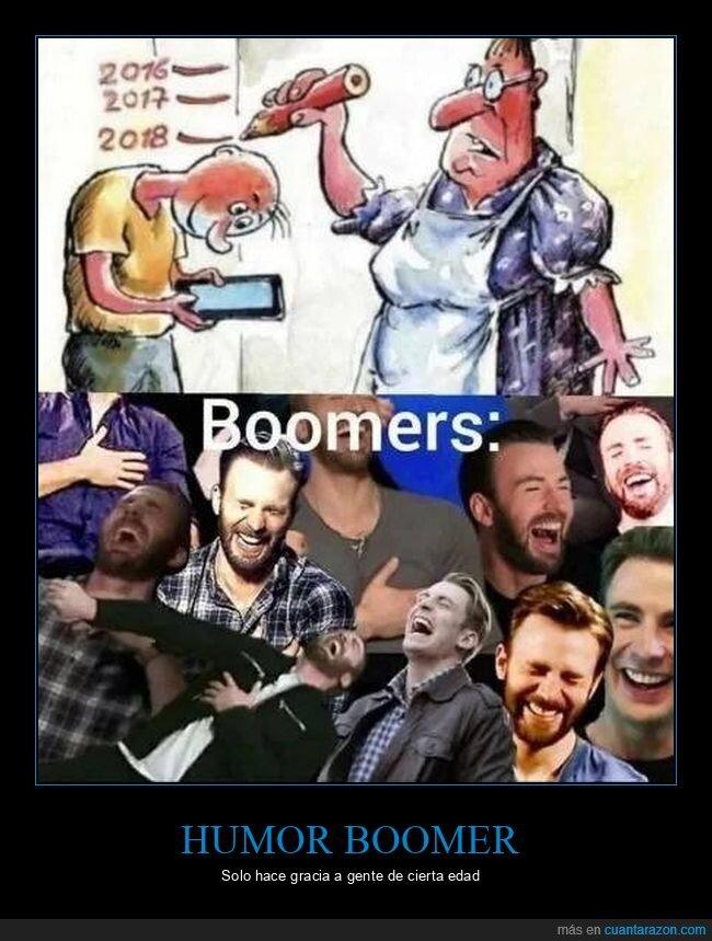 boomers,móvil