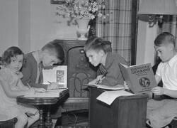 Enlace a Educación a distancia en los años 40