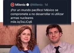 Enlace a México dice NO a la energía nuclear