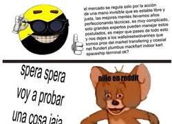 Enlace a Reddit VS Wall Street