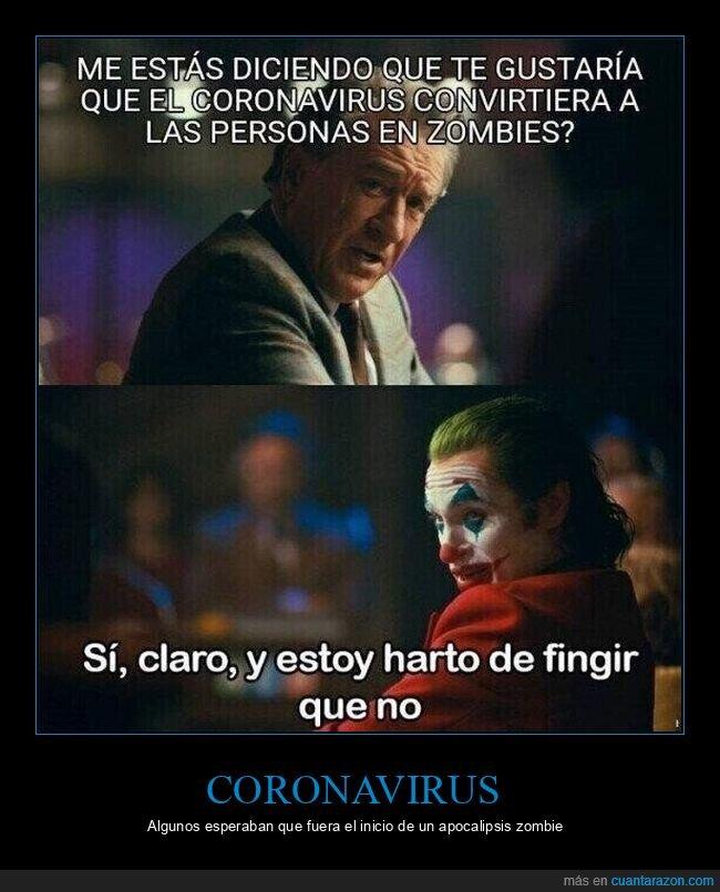coronavirus,joker,zombies