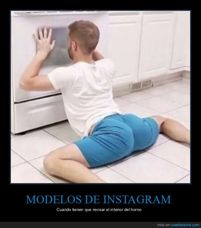 horno,instagramers