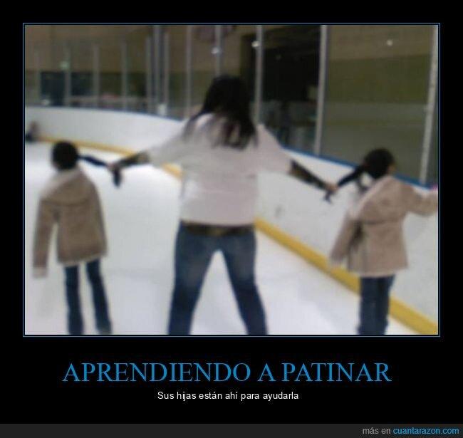 patinando,pelo,wtf