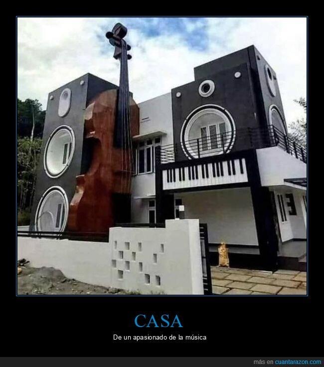 casa,instrumentos,música