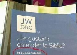 Enlace a Para entender la Biblia
