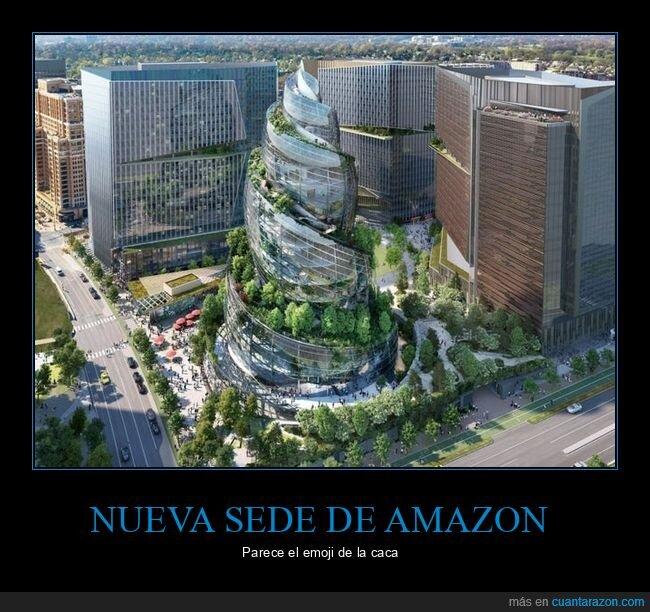 amazon,edificio,sede,wtf