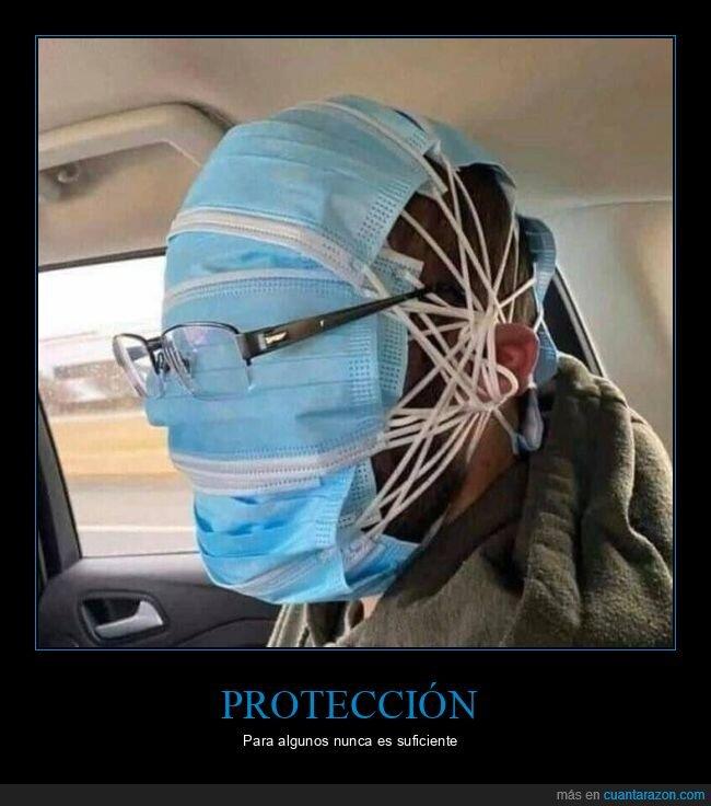 gafas,mascarillas,wtf