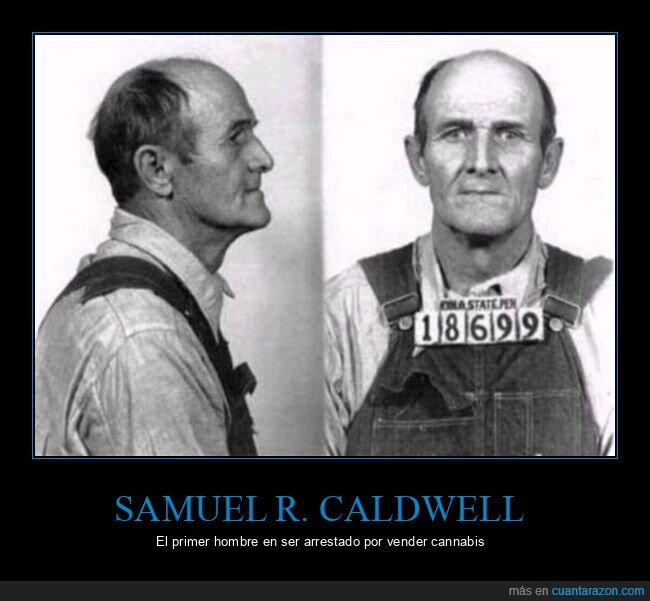 arresto,samuel r caldwell