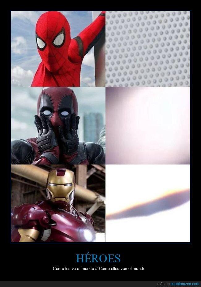 héroes,ver