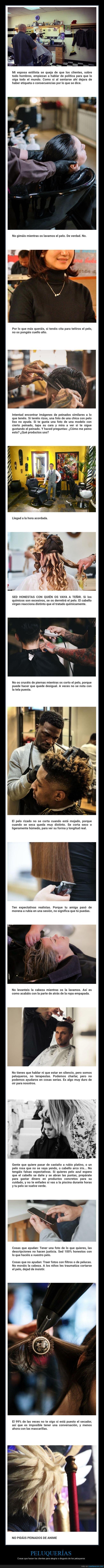 clientes,peluquerías,peluqueros