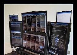 Enlace a Todo el espacio de pantalla que podríamos soñar en un portátil